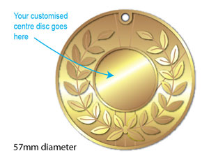 FLEXI-EXPRESS MEDALS